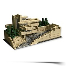 fallingwater facts characteristics Yes, i intend to be the greatest architect of all time - frank lloyd wright considered the most influential architect of his time, frank lloyd wright designed about 1,000 structures fallingwater architectural essay/tour was built in this period of time.