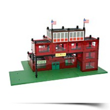 School Building Set