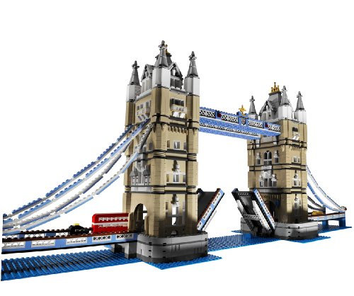 Tower bridge 10214 architecture lego sets for Architecte tower bridge