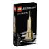 lego architecture empire state building build