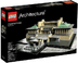 lego architecture imperial hotel designed frank
