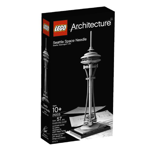 Architecture Seattle Space Needle