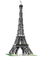Make And Create Eiffel Tower 1300
