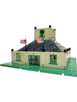 Post Office Building Set